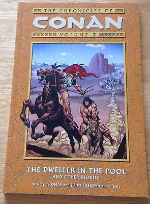 The Chronicles of Conan - vol 7. The Dweller in the Pool