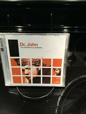 Dr. John - The Definitive Collection (2 CD Set)