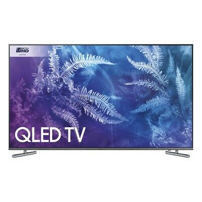 SAMSUNG 55 4K ultra HD QLED QE55Q6FN TOP SMART TV 2018 DVB-T2 LED WIFI HDR+