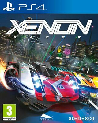 Xenon Racer (PS4)  *** PRE-ORDER - RELEASED 26/03/2019 *** BRAND NEW AND SEALED
