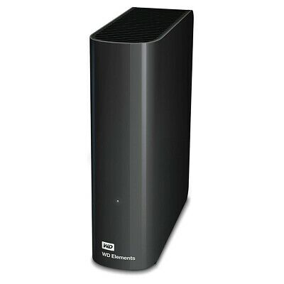 Western Digital Elements Desktop 3.0 5TB