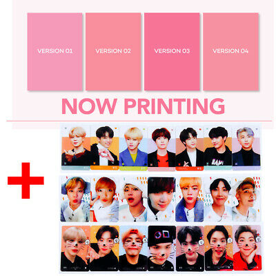 BTS MAP OF THE SOUL:PERSONA Album 4 Ver SET + Poster Option + Gift + Tracking