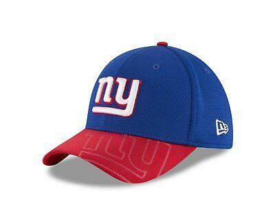 promo code a2d71 6e865 New York Giants New Era 2016 On Field Sideline 39THIRTY Flex Hat