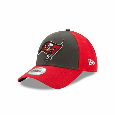 online store 10e12 430e5 Tampa Bay Buccaneers New Era The League Blocked 9FORTY Adjustable Hat