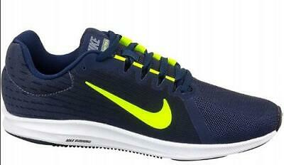 9149a8a9af32 NIKE Downshifter 8 Navy Blue Men s Running Shoes Athletic Sneakers  908984-007