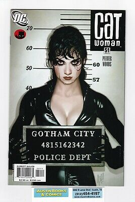 Catwoman #51 Adam Hughes Cover New/Old Stock Never Pressed