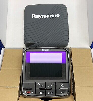 NEW OLD STOCK Raymarine p70 Push Button Autopilot Control Head Display E22166