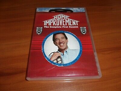 Home Improvement: The Complete First Season (DVD Full Frame 2015) Used 1 1st One
