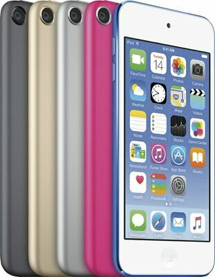 Apple iPod touch 6th Generation 16gb , 32gb Sliver | Black | Blue | Pink | Gold