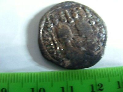 BYZANTINE Large (28mm) Byzantine coin, Eastern Roman Empire,.(BY22)
