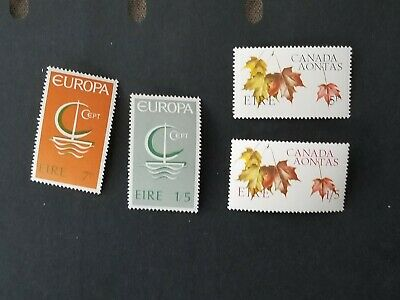 Ireland, Eire, small lot of MNH stamps