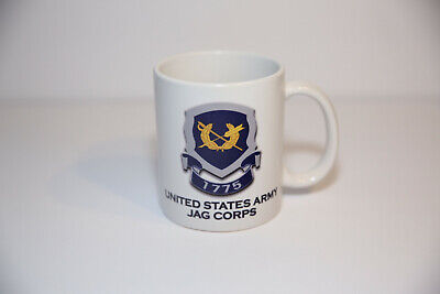 US Army JAG Corps Coffee Cup