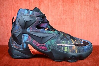 quality design 7bd8e c2f60 WORN ONCE Nike Lebron 13 XIII Akronite Philosophy Size 8.5 807219-008