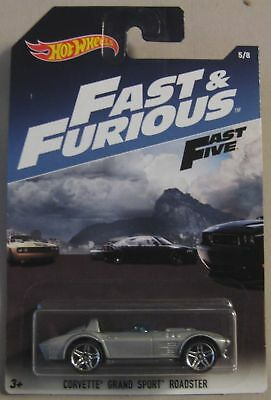 Hot Wheels 2017 FAST /& FURIOUS Sealed case of 72 Cars NEW 8 sets DWF68 Porsche