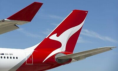 Qantas Frequent Flyer points - 10,000