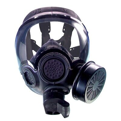 NEW U.S. MSA Millennium Series Full FaceCBRNGas Mask (Complete) - Size Large