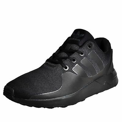 huge selection of 0e5be 40241 Adidas Originaux Zx Flux Adv Baskets Tech Noir Hommes Baskets Chaussures