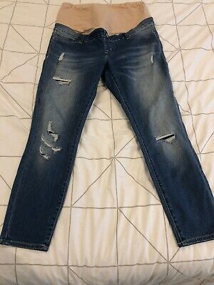 Jeans West Maternity Jeans Size 12