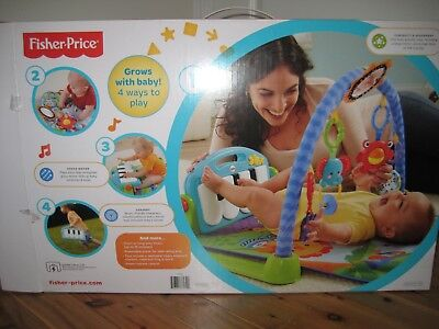 Fisher-Price Fisher Price Kick and Play Piano Gym - EXCELLENT CONDITION !!!