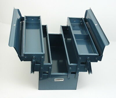 """Mannesmann Cantilever Tool Box / 530mm / 21"""" / Heavy Duty Steel / Lacquered / GS"""