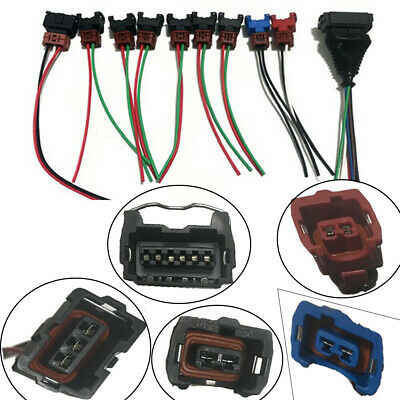 FOR NISSAN 300ZX z31 84-87 Fuel Injector MAF TPS Wiring Harness Connector on nissan frontier wiring harness, nissan 300zx tail lights, nissan 300zx front end, nissan 300zx rebuilt engine, nissan 300zx timing marks, nissan 300zx new engine, nissan 300zx fuel injectors, nissan 300zx exhaust system, nissan 300zx parts diagram, nissan 300zx headlight, nissan 240sx wiring harness, nissan 300zx supercharger kit, nissan 300zx corner light, nissan 300zx engine swap, nissan titan wiring harness, nissan altima wiring harness, nissan 300zx louvers, nissan 300zx fuel pump relay, nissan 300zx rear end, nissan truck wiring harness,