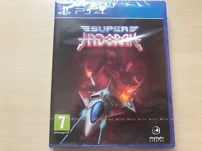 Juego SUPER HYDORAH PS4 Exclusive Spanish GAME BRAND NEW