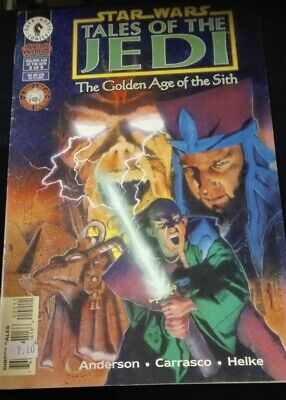 Star Wars Tales Of The Jedi The Golden Age Of The Sith 2 of 5