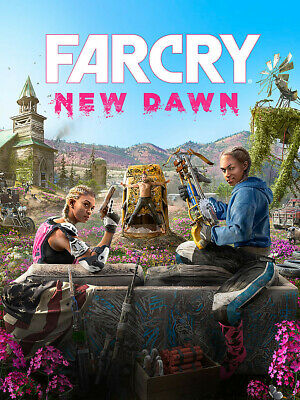 Far Cry: New Dawn Sony PlayStation 4 Temporary Account Access