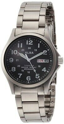 ALBA Watch Military APBT 207 Men's in Box genuine
