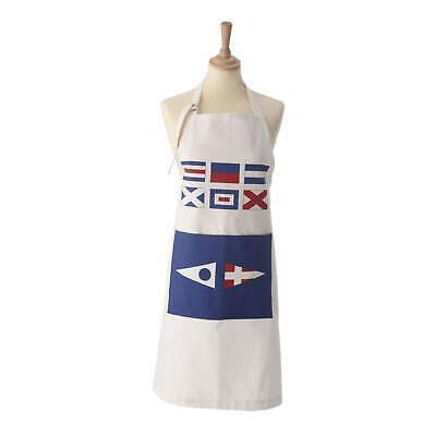 Apron with Flags Design