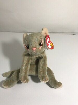 bff0f140164 TY BEANIE BABY Scat The Cat Retired Authentic Rare
