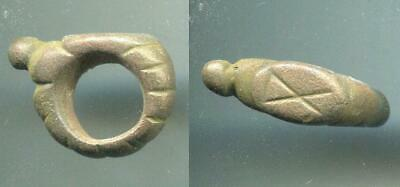 (16224)Soghdian AE very small Ring - seal