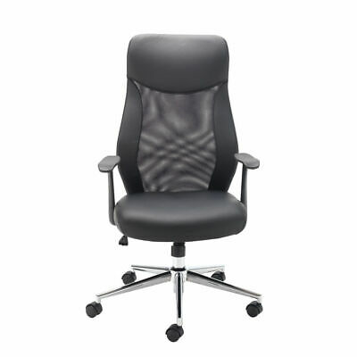 First Mesh High Back Operators Chair Swivel Seat Adjustable height KF74830