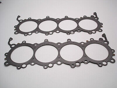 "2 New Nascar Cometic Mls 3 Layer Steel .045"" Gm R07 Cylinder Head Gaskets R07.2"
