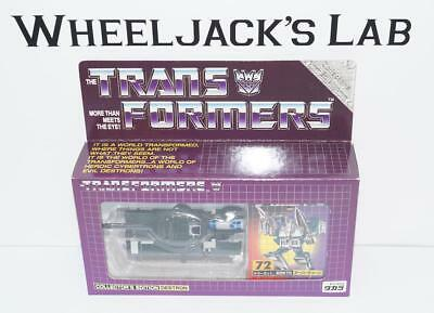 Transformers E-hobby Exclusive Autobots and Decepticons Sticker Sets Takara Tomy