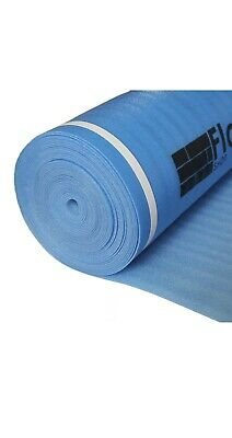 2x- Laminate Flooring UNDERLAYMENT with Vapor Barrier 3in1 Foam 3mm 400sq.ft