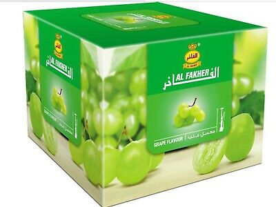 Al Fakher Grape 1 Kg sealed bag