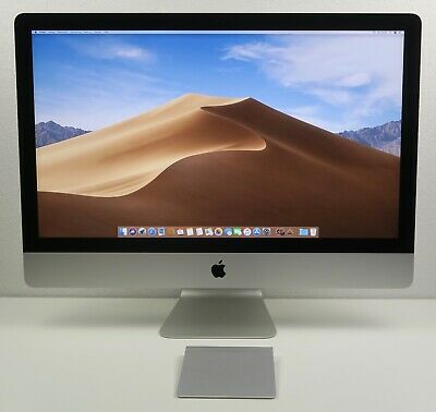 "Apple iMac Retina 5K 27"" i5 3,5 Ghz 32 GB Ram 1 TB FUSION AMD R9 2 GB MF886D/A"