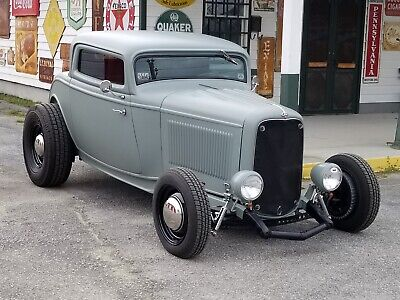 1932 Ford 3 Window Coupe  1932 Ford 3 Window Coupe