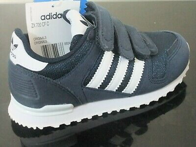 d7c5a476c4887 ADIDAS ZX 700 Boys Shoes Trainers Uk Size 10 - 2.5 Kids Bb2446 ...