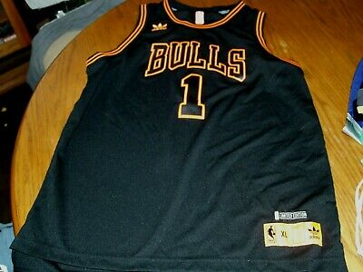 wholesale dealer e9fa6 5cd68 DERRICK ROSE BASKETBALL ADIDAS Jersey Youth XL~CHICAGO BULLS~LIMITED EDITION