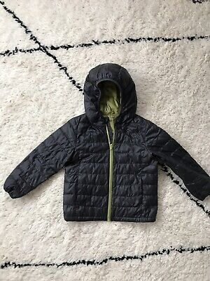 UNIQLO Ultra Light Down Puffer Jacket Kids Size 4