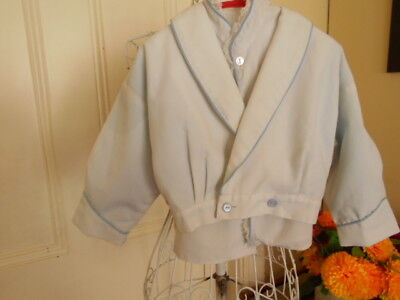 VINTAGE 1970's BOYS SHIRT & JACKET (PAGE BOY) BY MINOA OF MELBOURNE