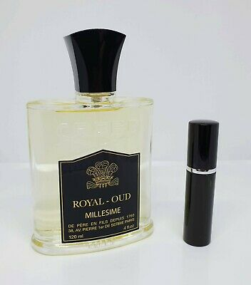 Creed - Royal Oud - 5ml SAMPLE Decant Glass Atomizer