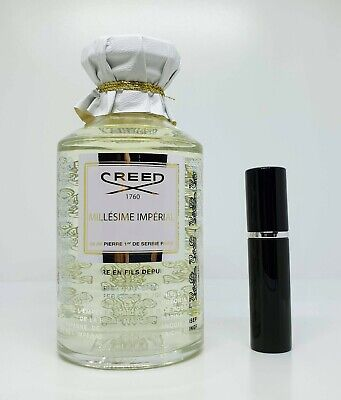 Creed - Millesime Imperial - 5ml SAMPLE Decant Glass Atomizer