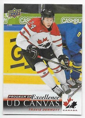 18/19 UPPER DECK SERIES 2 UD CANVAS Hockey (#C121-C270) U-Pick From List