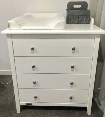 Grotime Kimberly Change Chest 4 Drawer