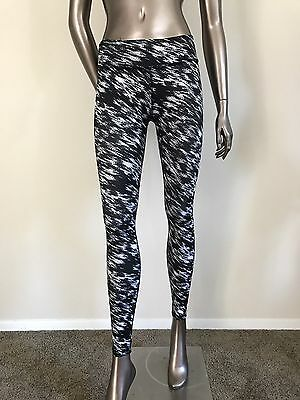 d395b53df2857 NWOT Beyond Yoga Spacedye Black White Long Legging size XS SEE DESCRIPTION