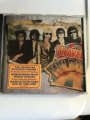 Traveling Wilburys Vol. 1 CD ALBUM 2008 with 2 Bonus Tracks