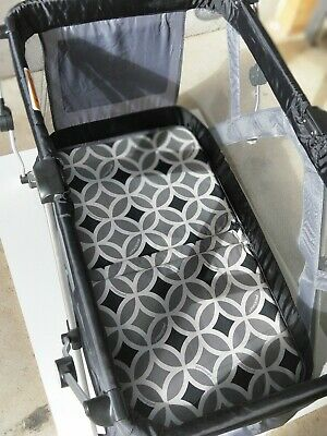 Quick Smart Travel Cot 3 in 1